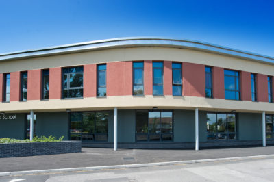 EWI New Build Project, Gordano School, Swansea