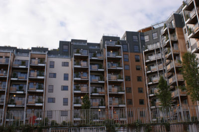 EWI New Build Project, Seren Park, Greenwich