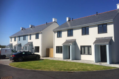 EWI Refurbishment Project, St Agnes