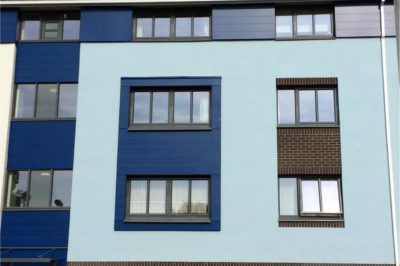EWI Refurbishment Project, Sterte Court