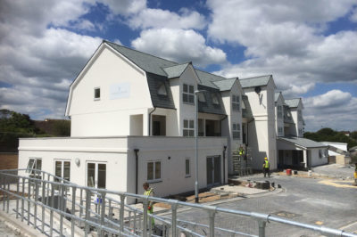 EWI New Build Project, Windmill Hill