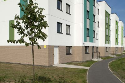 EWI New Build Project, Essex University