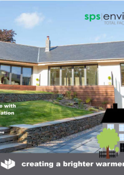 Improve Your Home with External Wall Insulation