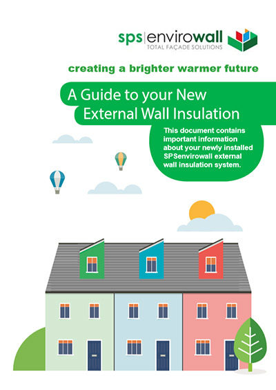 A Guide to Your New External Wall Insulation