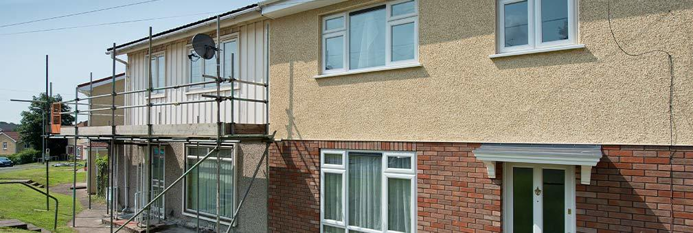 What Is External Wall Insulation