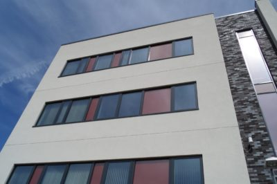 EWI New Build Project, Morriston Hospital